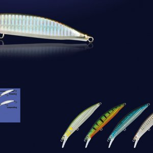 Nomura Salty Lures