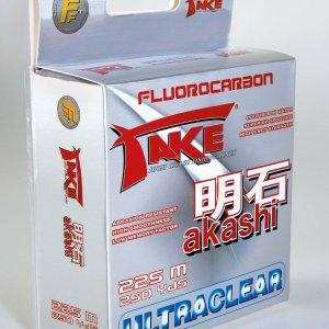 Take Akashi Fluorocarbon *225mts