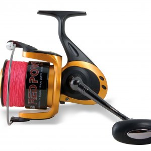 Braid Red Power II Reel