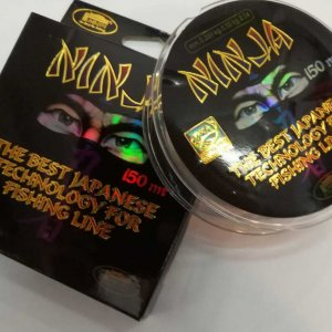 Ninja Grey Japanese Monofilament