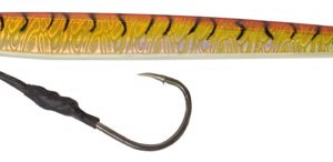 Take Jigging Lure With Assist Hook