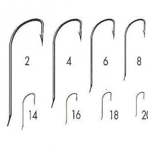 VMC 9013 Fine Hooks