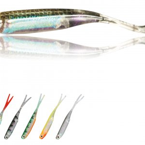 Nomura Double Tail Pulse Soft Lures