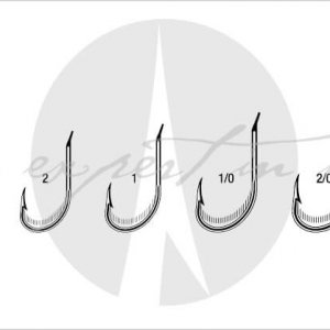 VMC 8294 Stainless Steel Single Hooks