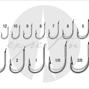 VMC 9284 Single Hooks