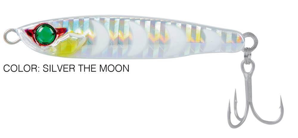Kenpachi Silver Moon