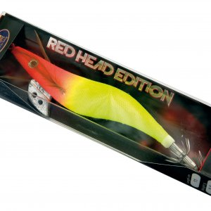 Fishing Ferrari RedHead Black Edition Squid Jig