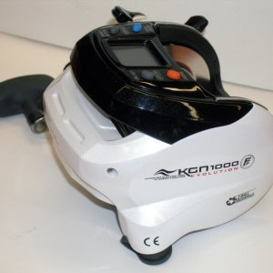 Kgn 1000 Evolution Side View