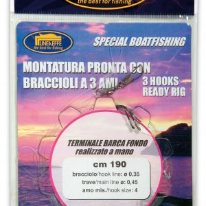 Trace * 3 Hooks Deep And Boat Fishing